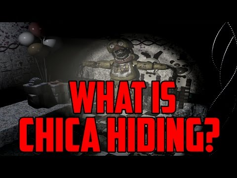 Five Nights at Freddy's 2: What Is Chica Hiding?