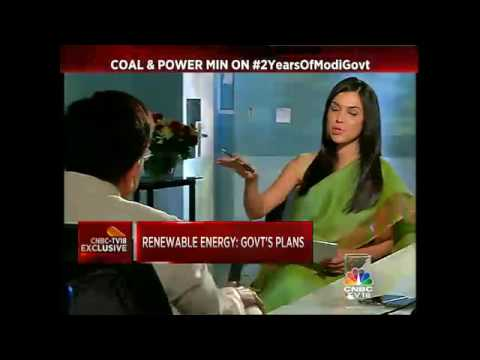NOT DESPERATE, NO SOPS FOR RENEWABLE ENERGY FDI, SAYS MINISTER FOR COAL AND POWER, PIYUSH GOYAL