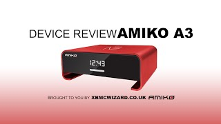 Amiko A3 Device Review