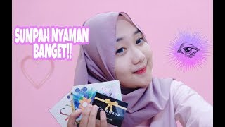 REVIEW  SOFTLENS X2 || Maudy Lorenza