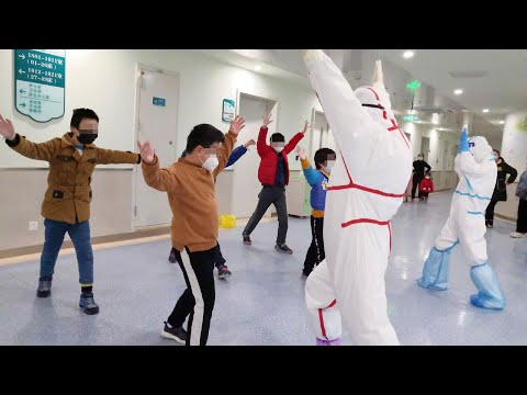 Positive Vibes | Nurses become dance teachers to sick coronavirus children