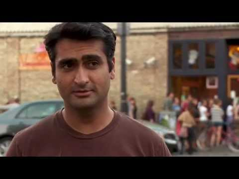 Kumail Tours Portlandia - Voodoo Doughnuts