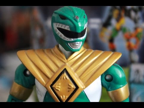 Green Ranger - Mighty Morphin' Power Rangers Legacy 5