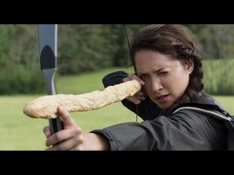 The Starving Games Movie Trailer -- Official on DVD 1/21/14!
