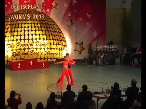 Rebekka Stahl & Daniel Langer - Großer Preis von Deutschland 2013