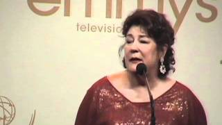 Margo Martindale discusses winning an Emmy for Justified