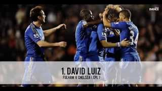 CHELSEA TOP 10 GOALS 2012/2013 [HD]