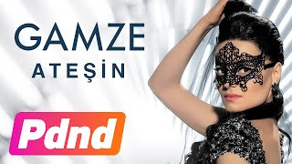 Gamze - Ateşin (Lyrics Video)