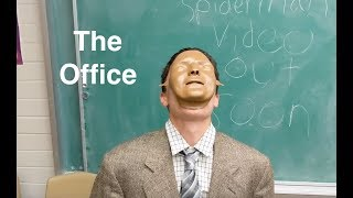 The Office: Cpr Scene Re-enactment