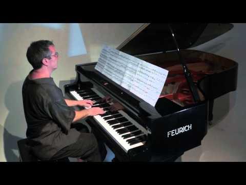 Henrique Oswald barcarola Op.14 No.4 P. Barton Feurich 218 Piano video