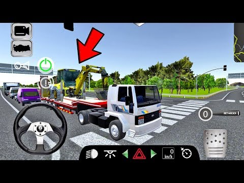 Android Game: Cargo Simulator 2019 Turkey gameplay #5 - Truck Games