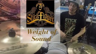 Stick Figure Drum Weight Of Sound Feat Tj O 39 Neill