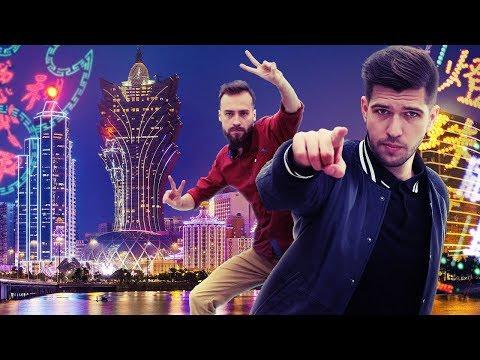 Китай построил свой Лас-Вегас с казино и пандами!  [ Пора Валить в Макао ]