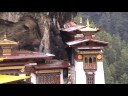 Hiking up to Tigers Nest in Bhutan