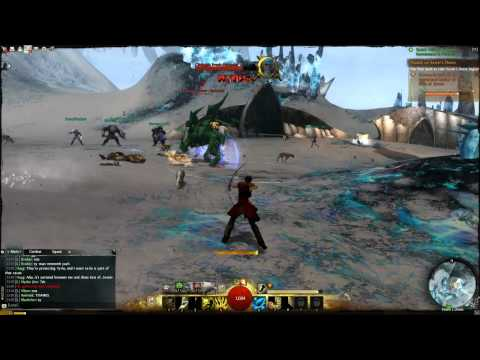 Guild Wars 2 Beta - Norn Ranger Gameplay [2/3]