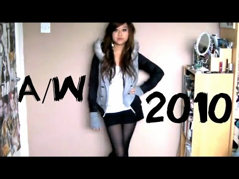 Fashion Lookbook: Autumn-Winter Outfits 2010