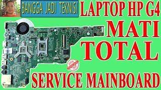 HP G4 Mati Total / Service Laptop DA0R33MB6F0 REV:F Dead