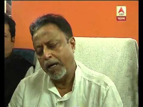 Mukul Roy after CBI's interrogation on Saradha scam