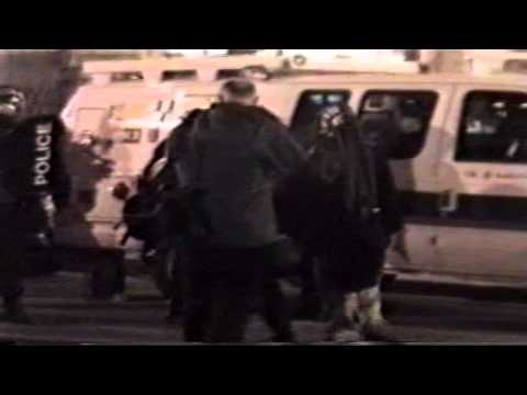 Steve-O 2004 Montreal Riot part 2