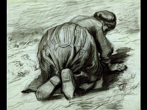 Vincent van Gogh - Letters from Arles & Drawings