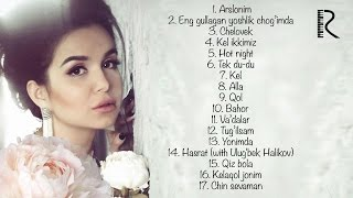 Nilufar Usmonova - Arslonim nomli albomi 2017