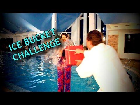 ICE BUCKET CHALLENGE! Женя Гейн