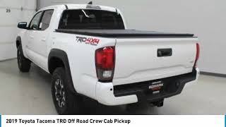 2019 Toyota Tacoma 2019 Toyota Tacoma TRD Off Road Crew Cab Pickup FOR SALE in Nampa, ID 4433000