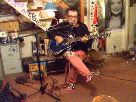 Paul McCartney - Monkberry Moon Delight - Acoustic Cover - Danny McEvoy