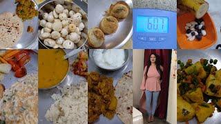 I tried Rujuta Diwekar Weight Loss Diet for a Week | Week 28 | Indian Vegetarian Weight Loss Diet