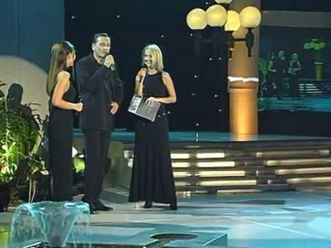 Senad Vlatka i Blaženka - NAJBOLJE DA ŽENE UZMU STVAR U SVOJE RUKE  @ Miss BiH 2001