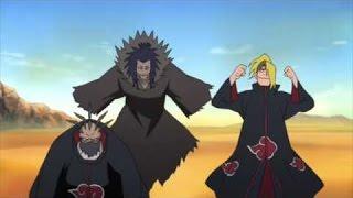 Naruto-10 Minutes of Sasori and Deidara