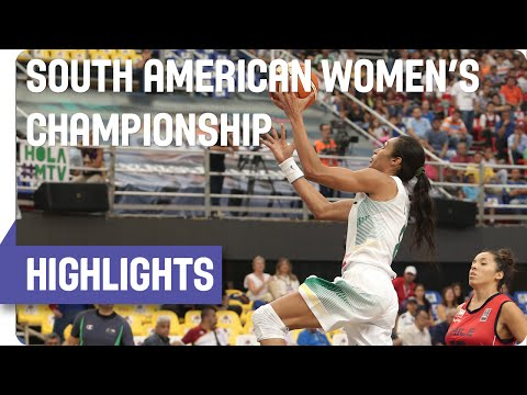 Brazil v Chile - Group A - 2016 South American Women's Championship