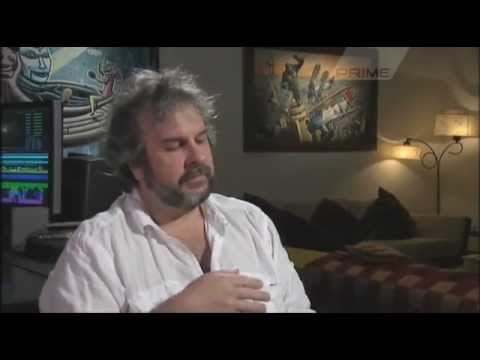 Sir Peter Jackson Interview Pt1 11.02.13