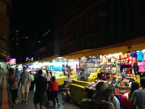 2014.2.26 タイ バンコク パッポン通り 旅行 日本人 ブラブラ  Bangkok, Thailand Tanya Street  Japanese and Swedish  Travel