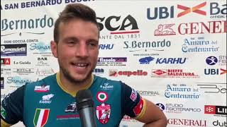Serie A Banca d'Alba-Moscone - Andata semifinale