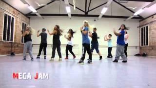 Hot Thing Usher choreography by Jasmine Meakin (Mega Jam)