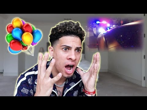 I ALMOST GOT ARRESTED ON MY BIRTHDAY...BUT ENDED UP BEING THE BEST BIRTHDAY EVER!!!