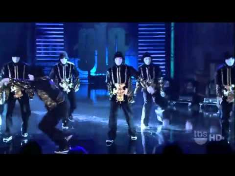 Jabbawockeez in the mrfredstv