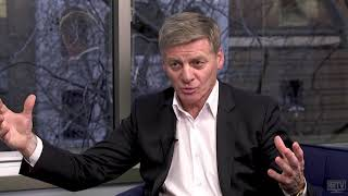 Sir Bill English and Gideon Rozner - Full Conversation