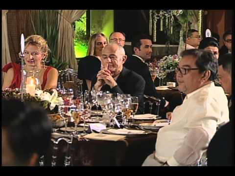 State Dinner in Honor of H.E. Jean-Marc Ayrault 10/19/2012
