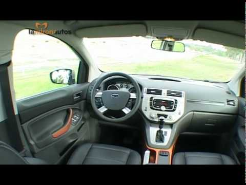 Ford Kuga - Test Drive - Equipamiento e interior