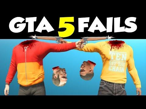 GTA 5 FAILS & WINS #11 // (GTA V Funny Moments Compilation)