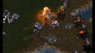 CREATIVE 3v3 on Big Game Hunters - StarCraft - Brood War REMASTERED