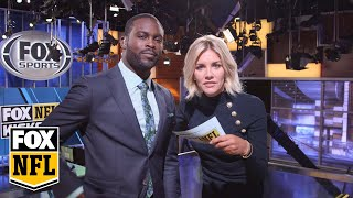 #AskEmAnything with Michael Vick and Charissa Thompson | FOX NFL