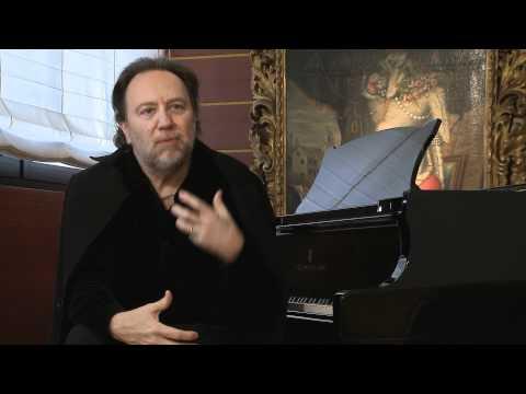 Riccardo Chailly Prova aperta 3 aprile 2011 per Scuola Italiana di Senologia