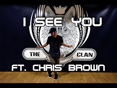 Kap G - I See You ft  Chris Brown    Choreography Joel FR   #1