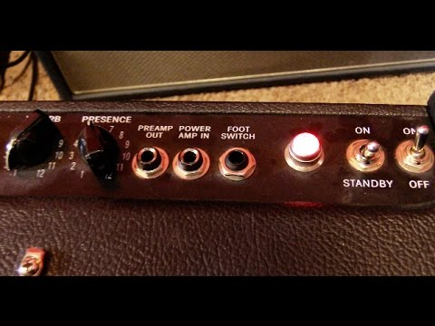 When Should You Use The Effects Loop In A Guitar Amp? #4
