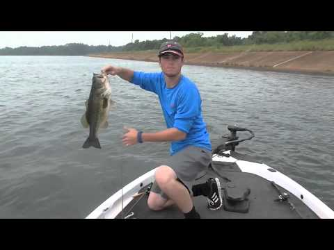 Bass Fishing East Texas Episode #5 FINAL EPISODE