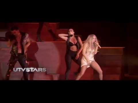 Lady Gaga - Born This Way & Judas - Live Concert India (2011) - Part 1/2 HD