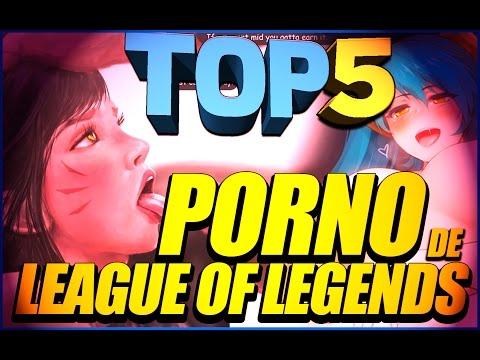 TOP 5 - PORNO de League of Legends.